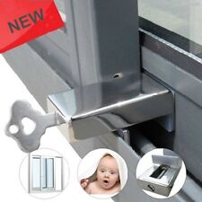New Child safety lock sliding doors and windows locked