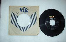 Too Fat For The Chimney Gisele MacKenzie Vik  45 RPM Jingle Bells Vintage Vinyl