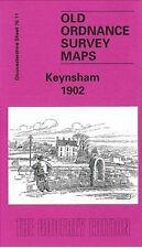 MAP OF KEYNSHAM 1902
