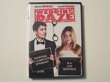 Wedding Daze (DVD, 2006) Used (Region 1 NTSC/US/CA) Jason Biggs, Isla Fisher
