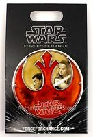 NEW Star Wars Celebration 2017 Disney The Last Jedi Force For Change Pin IN HAND