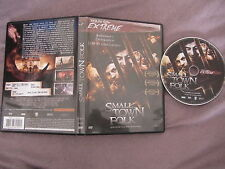 Small town folk peter stanley-ward with chris r. wright, dvd, horror