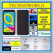 "UNLOCKED ALCATEL U5 5044T+4G 5"" ANDROID 6.0+GPS+USE WOOLWORTHS/DODO/IINET/KOGAN"