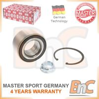 GENUINE MASTER-SPORT GERMANY HEAVY DUTY FRONT WHEEL BEARING KIT FOR BMW
