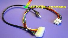 ATX to  AT  POWER SUPPLY  PSU ADAPTER old PC, AMIGA w/ ZORRO MEDIATOR w/ SWITCH