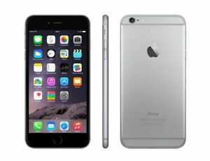Apple iPhone 6 Plus 64GB Verizon GSM Unlocked T-Mobile AT&T 4G LTE - Space Gray