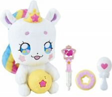 Star Twinkle Pretty Cure Power-Up Makeover DX Chatting Fluffy With Tracking