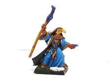 TZEENTCH SORCERER / MAGISTER  -  Painted OOP Disciples Of Tzeentch Chaos Army A