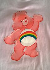 vintage Care Bear shirt size XL Pink