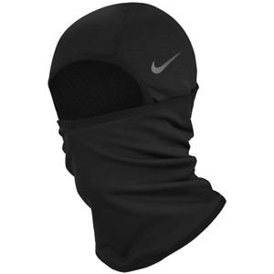Nike Therma Sphere Polyester Running Hood Black
