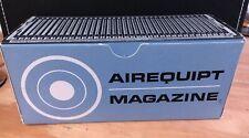 "GENUINE  AIREQUIPT METAL SLIDE MAGAZINE TRAY HOLDS 36 2 x 2"" 35mm SLIDES"