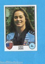 SPORT SUPERSTARS/EURO FOOTBALL 82-PANINI-Figurina n.303- JEZEK - USA -Rec