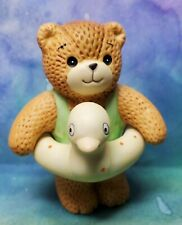 New ListingEnesco Lucy and Me Lucy Rigg bear swimmer with duck Innertube