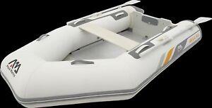 Deluxe Schlauchboot 250x129cm mit Luftboden (Sportboot,  Ruderboot, Angelboot)