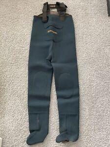 Remington Neoprene Stock-Foot Chest Waders Size Medium