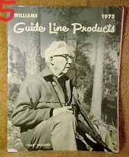 Vintage 1975 Williams Gun Sight Company Catalog