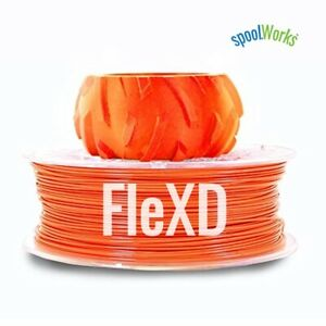 [3DMakerWorld] Genuine E3D spoolWorks FleXD Semi-flexible TPU Filament