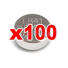 AG3 PILE 2012 100 1,5v LR736 LR41 192 BATTERIA OROLOGIO SR41W 392 SR41SW GP92A q