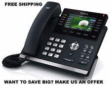 Yealink YEA-SIP-T46S Ultra-elegant Gigabit Optima HD voice 16-line IP Phone