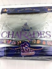 The Wonderful World of Disney Charades Game Vintage 1999 Collectors Tin SEALED