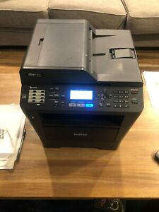 Brother MFC-8510dn Laser All-In-One Monochrome Printer Fax Copier with Toner Bsh