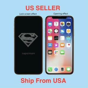 Invisible 6D Patterned Front Glass Screen Protector for iPhone 6 7 8 Plus