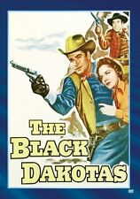 THE BLACK DAKOTAS (1954 Gary Merrill) - Region Free DVD - Sealed