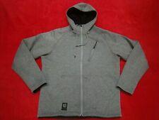 Burton Mens Windstopper Hooded Sweatshirt Full-Zip Fleece Lined Jacket Hoodie S