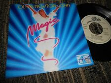 "OLIVIA NEWTON-JOHN MAGIC/WHENEVER YOU'RE AWAY FROM ME 7"" 1980 EPIC *PROMO* SPAIN"