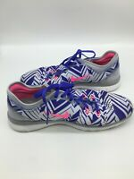Nike Free TR Fit 5 Women's Purple Training Running Shoes 704695-005 - Size 10
