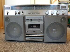 Radio Telefunken Stereo Recorder CR 30 Perfekter Klang