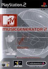 MTV Music Generator 2 PS2 (PlayStation 2) - Free Postage -UK Seller 502486632510