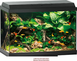 Juwel Primo 70 LED Aquarium Set schwarz, Höchstes technisches Niveau, modern...