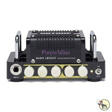 Hotone Nano Legacy Series Purple Wind 5W Class AB Mini Guitar Amplifier Head
