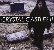 Crystal Castles - Ii (14+1 Track) [New CD] Asia - Import