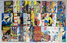 Lot 52 Amazing Heroes Comic Book Magazines Issues #14-94 Bronze Age 1982-1986