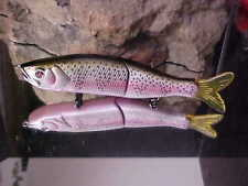 River2Sea S-waver 168s Swimbait Glidebait Rainbow Trout