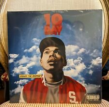 Chance The Rapper - 10 Day, Official Vinyl LP from Chance Website, NEW!