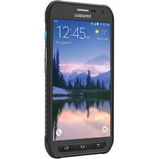 Samsung Galaxy S6 Active SM-G890A 32 Go Gris 16 Mpx Déverrouillé Smartphone 9/10