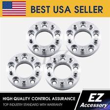 4 Wheel Adapters 5 Lug 5 To 5 Lug 45 Spacers 5x55x45 15