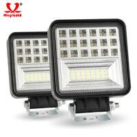 4 Inch 400W LED Work Light Bar Flood Spot Combo Driving Lamp Car Truck Offroad