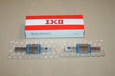 (Lot of 2) IKO Nippon Thompson ML9C1R80HS2 C-Lube Linear Way MLMotion Guide NEW