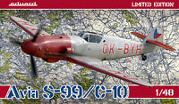 Eduard ® 11122 Avia S-99/C-10 Limited Edition 1:48