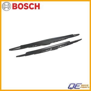 "Wiper Blade Set - 25"" Length Left / 28"" Length Fits: Mercedes W140 300SD 300SE"