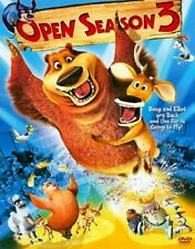 Open Season 3 (DVD, 2011)