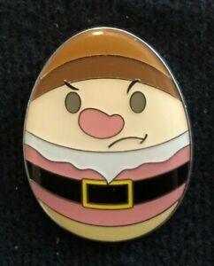 HKDL Hong Kong Easter Egg Snow White Seven Dwarfs Grumpy Disney Pin