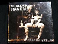 Shellyz Raven Desolation Gothic Metal Sex And Death New Still Sealed (135)