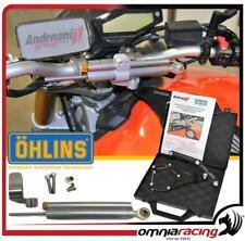 Linear amortiguador dirección Corsa Ohlins + Mounting Yamaha MT-09 Tracer 15>