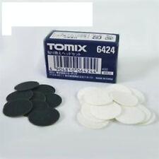 * Tomix N 6424 confezione Dischetti feltrini vagone Puliscibinari Nuovi OVP
