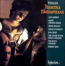 Vivaldi: Juditha Triumphans (CD, Apr-1998, 2 Discs, Hyperion)